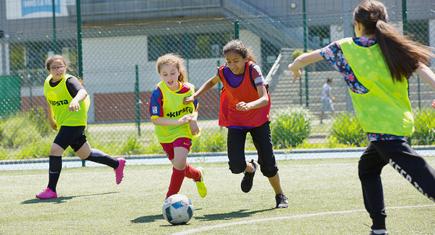 © Sport dans la Ville